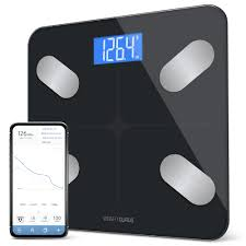 Bluetooth <b>Digital Body Fat</b> Scale from GreaterGoods, Body ...