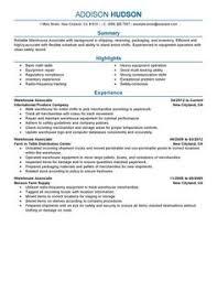 sales manager resume example   resume examples and resumeresume tempalates  resume skills  resume help  labor resume  info warehouse  warehouse resume  warehouse associate  associate resume  topresume info