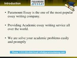best essay writing company  paramount essay best essay writing company