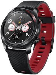 <b>Умные часы Honor Watch</b> Magic Silicone Strap (черный)