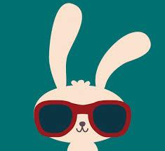 ᐈ <b>Cute rabbit</b> stock images, Royalty Free <b>cute rabbit</b> illustrations ...