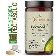 ecoNugenics <b>PectaSol</b>-<b>C Modified Citrus</b> Pectin Cellular Health and ...