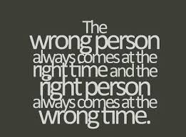 Best three memorable quotes about wrong time images French ... via Relatably.com