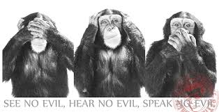 Image result for image hear no evil see no evil speak no evil