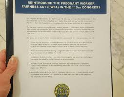 working women s committee lobby for pregnant worker fairness act working women s committee lobby for pregnant worker fairness act