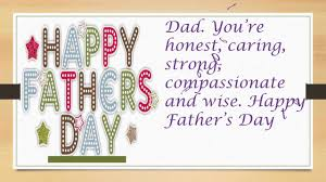 Father's day Greeting Card: Father's days wishes, SMS, greetings, E ...