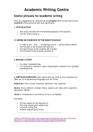 academic essay phrases academic essay phrases cause effect essay