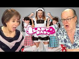 ELDERS REACT TO LADYBABY - YouTube