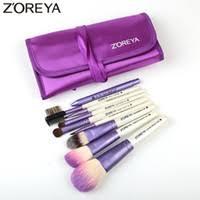 <b>Zoreya</b> Set <b>Make Up</b> Brushes Canada