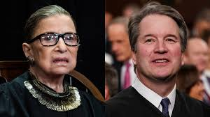 Ruth Bader Ginsburg Points Out that Brett Kavanaugh Actually Made ...