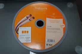 <b>Акустический кабель Inakustik</b> Star LS <b>cable</b>, 2 x 2.5 mm2, 003022