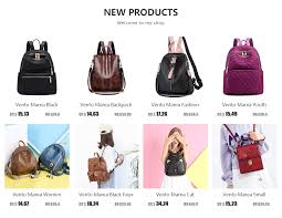 <b>Vento Marea</b> Cat Backpack Ear Cute <b>Women</b> Leather Backpacks ...