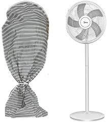 LiXiongBao Standing Round Fan Dust-Proof Cover <b>Electric Fan</b> ...