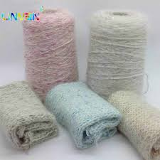 300g yarn for knitting exotic fantasy Wholesale <b>Soft</b> and fluffy Hand ...