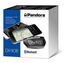 <b>Pandora DX</b>-<b>90B сигнализация</b> с автозапуском