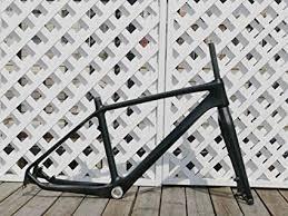 26er Carbon Fiber Mountain Bike Frame 18