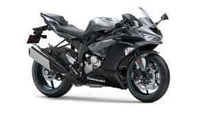 2019 NINJA® <b>ZX</b>™-<b>6R</b> ABS by Kawasaki