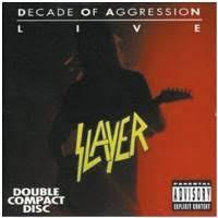 <b>Slayer</b> - <b>Live</b>: <b>Decade</b> Of Aggression (CD) - Amoeba Music