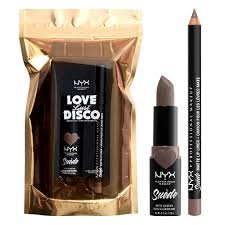 Набор для губ `<b>NYX PROFESSIONAL MAKEUP</b>` LOVE LUST ...