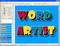 word artist word artist  screenshot