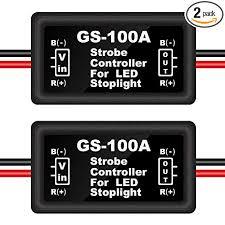 [Upgraded Version]Kinstecks 2PCS LED Flash Strobe ... - Amazon.com