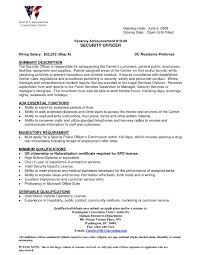 security manager resume resume best sample sample resume for security guard resume pics photos resume for security guard no security officer job description and duties