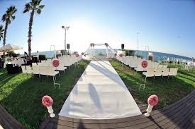 Beach wedding decorating , ���� ����� ������� ��� ������ ��� �����