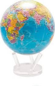 Самовращающийся <b>глобус MOVA GLOBE</b> d22 см с политической ...