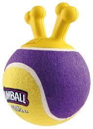 Мячик для собак <b>GiGwi Jumball</b> с захватом (75364) — <b>Игрушки</b> ...
