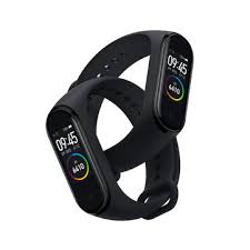 [bt 5.0]<b>original xiaomi mi</b> band 4 amoled color screen wristband ...
