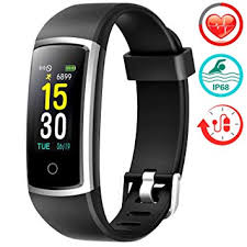Fitness Tracker With Blood Pressure HR Monitor ... - Amazon.com