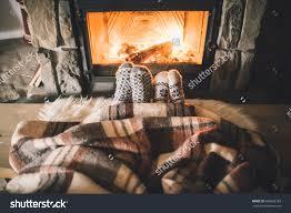 Bildresultat för winter vacation in front of a fireplace