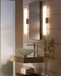 light bathroom fixtures mirror home