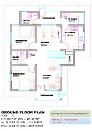 Floor Plans Of Kerala Style Houses   Homemini s comKerala House Plan With Elevation