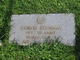 curtis stewart sr a grave memorial curtis stewart sr