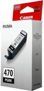 <b>Картридж Canon PGI</b>-470PGBK (0375C001), черный, для ...