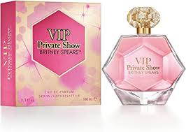 <b>Britney Spears VIP Private</b> Show Eau de Perfume Spray, 100ml ...