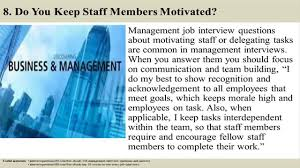 136 management interview questions and answers 136 management interview questions and answers management skills