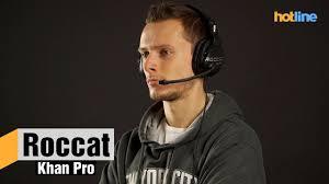 <b>Roccat Khan</b> Pro — обзор игровой гарнитуры - YouTube