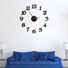 Настенные часы с бесплатной доставкой в Часы, Украшения для ...