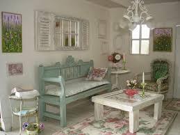 chic white interior bedroom blue vintage style bedroom