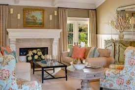 living rooms decor ideas floral pillows