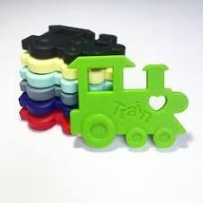 Large Train <b>Silicone Teether</b> Large Train <b>Silicone Teether</b>, #Large ...