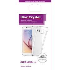 Купить <b>Чехол Red Line iBox</b> Crystal для Asus Zenfone Go ...