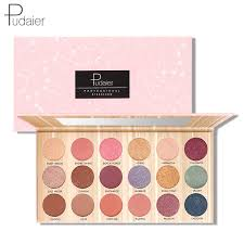 UCANBE Brand New Nude Eyeshadow Palette <b>18 Colors</b> Glitter ...