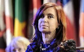 Argentine President Cristina Kirchner's cancer operation 'successful'. Argentine President Cristina Fernandez de Kirchner has been successfully operated on ... - Cristina-Kirchner_2076865b