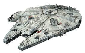 Revell Star Wars 1/72 Millennium Falcon Model Kit ... - Amazon.com