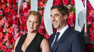 Amy Schumer, husband Chris <b>Fischer</b> want to speak about his autism