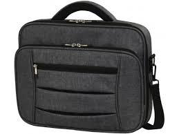 Купить <b>сумку</b> для ноутбука <b>Hama Business 17.3</b>, темно-серая по ...
