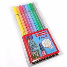 <b>Фломастеры STABILO Pen</b> 68 pastel 8 шт